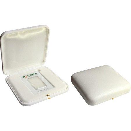 Etui na sztabkę CertiCard/CertiPack - białe
