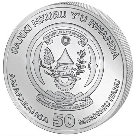 Srebrna Moneta Meerkat - African Ounce 1 uncja 2016r 24h