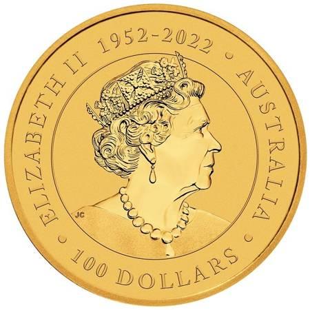 Złota Moneta Australijski Kangur 1 uncja