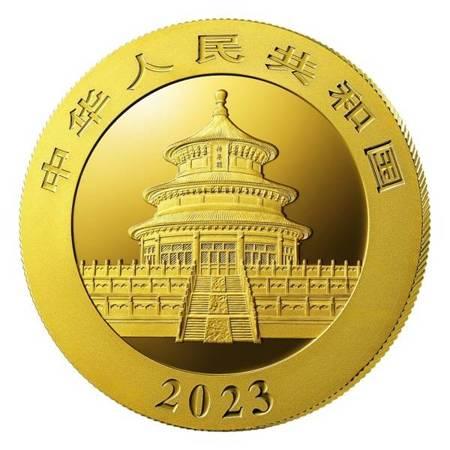 Złota Moneta Chińska Panda 8g 24h