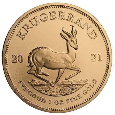Złota Moneta Krugerrand 1 uncja